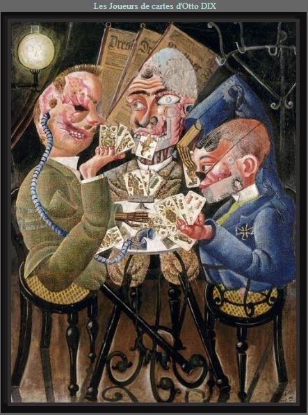 Histoire Géographie : Les joueurs de cartes-