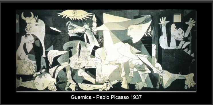 Espagnol :Guernica-