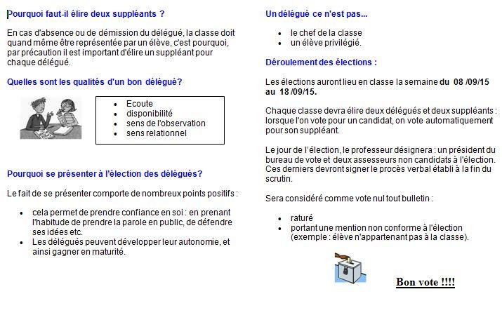 Collège J.Bédier explications délégués2